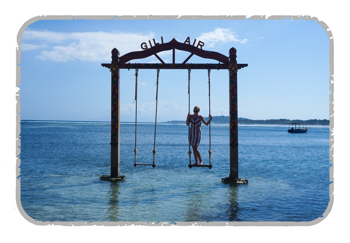 From Gili Air to a Village in North Bali