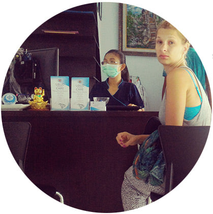 makers travelers bali belly treatment
