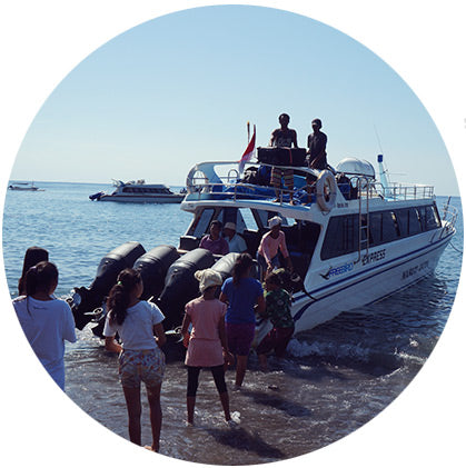 makers travelers lombok bali fast boat amed
