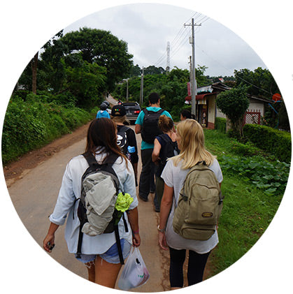 makers travelers myanmar kalaw trek walk 3 days