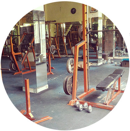 makers travelers ubud gym fitness center
