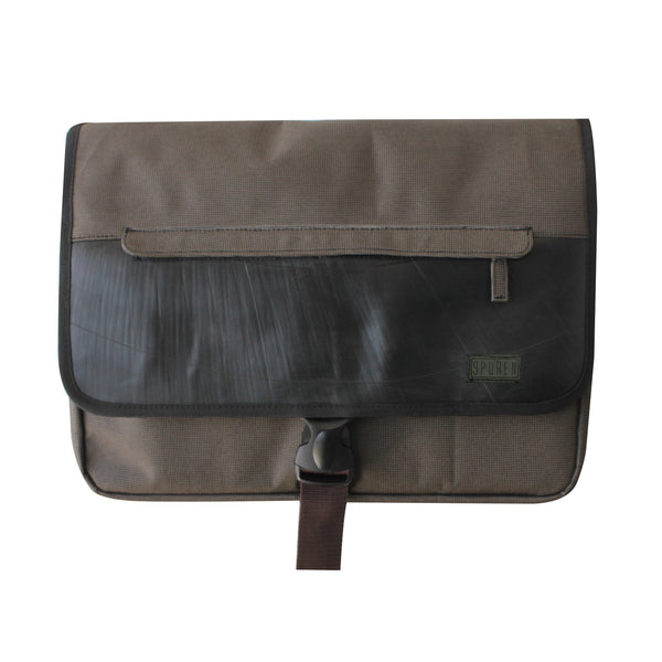 Nomadica - ALBERT MESSENGER BAG by SPUREN  - 1