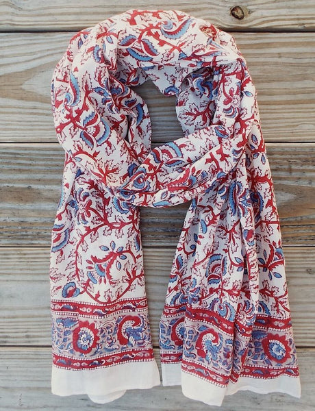 Nomadica - SECRET GARDEN SCARF by Passion Lilie  - 1