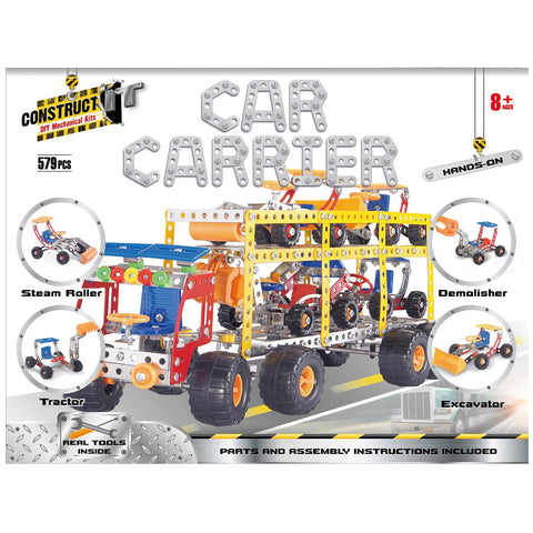 Construct-It! Car Carrier