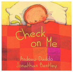 check on me bedtime stories for kids book