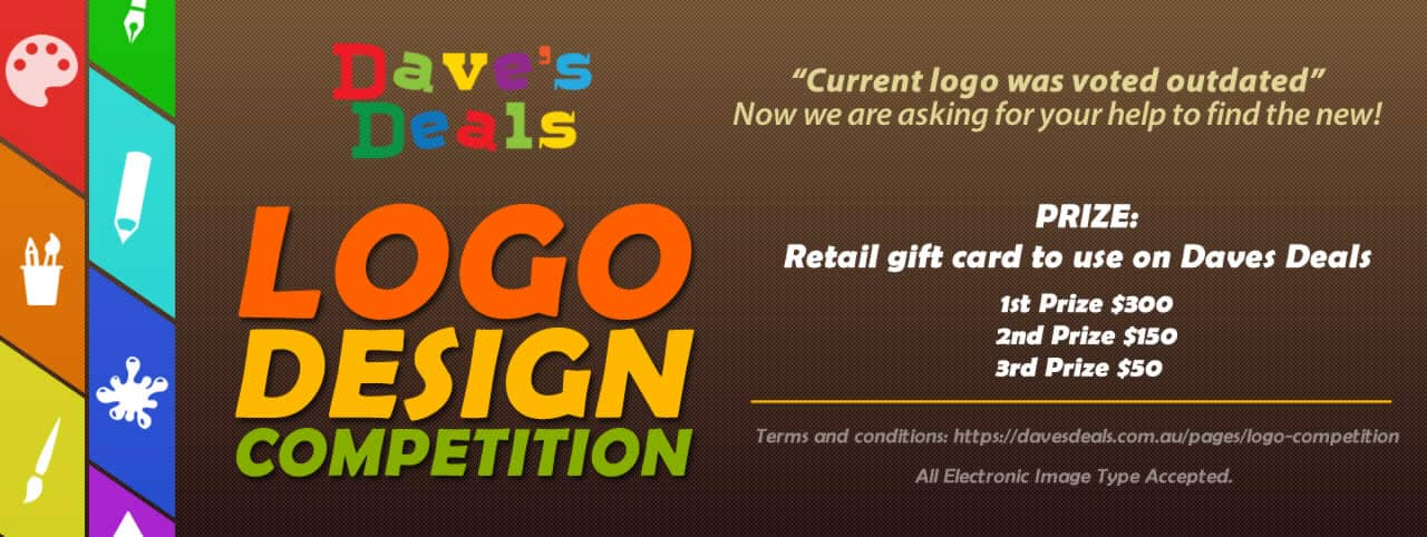 Daves Deals Logo Competition