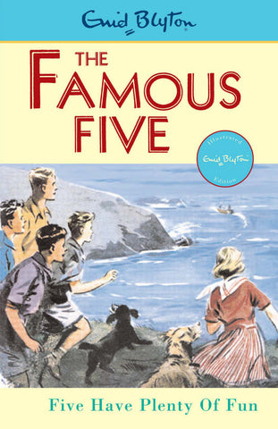 Famous Five By Enid Blyton