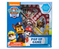 Paw Patrol Press-O-Matic Board Game