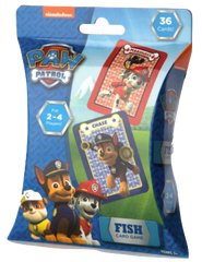 paw patrol card game