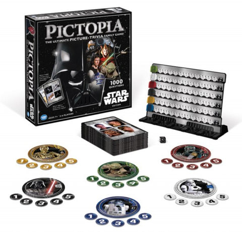 Star Wars Pictopia Games