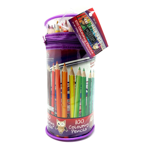 Stationary Colouring Pencils Daves Deals