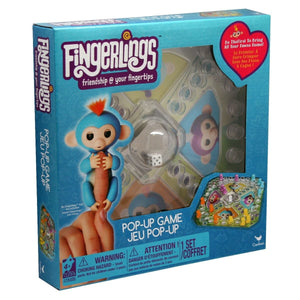 Fingerlings  Press-O-Matic Game