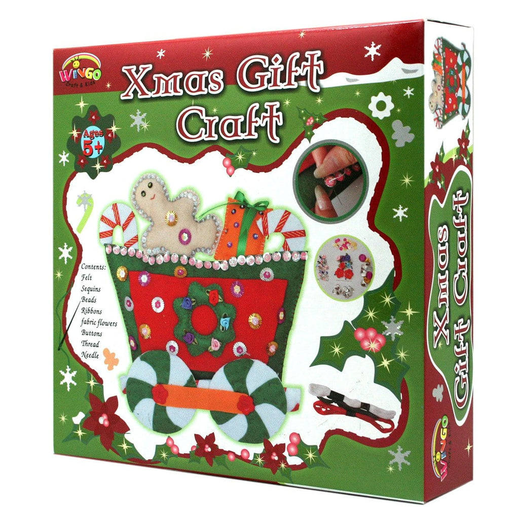 Xmas Gift Craft, [Product Type] - Daves Deals