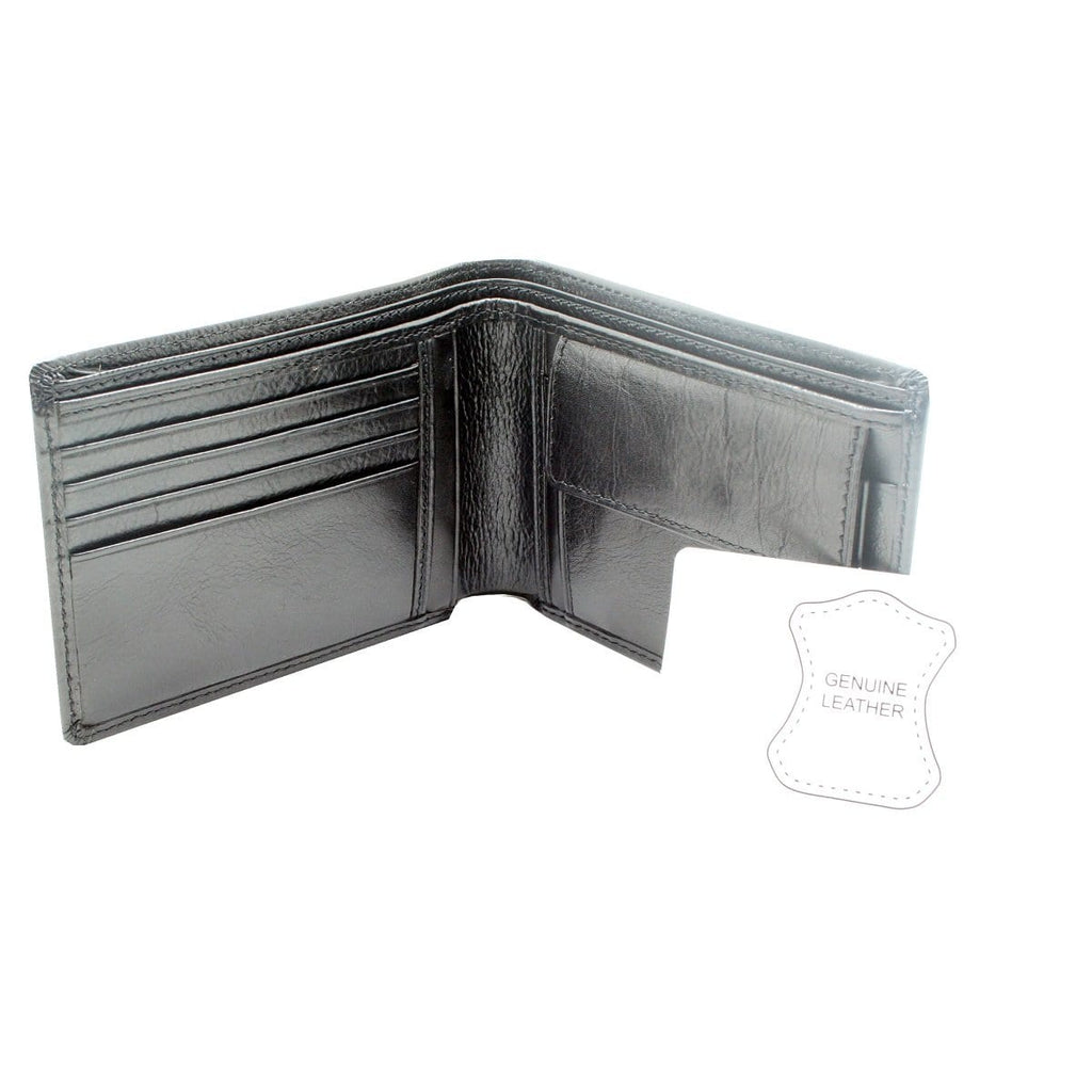 PierCarlo d'Alessio Leather Wallet - Daves Deals