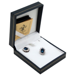 Lys Bleu Kate's Earrings with Swarovski Elements - Daves Deals