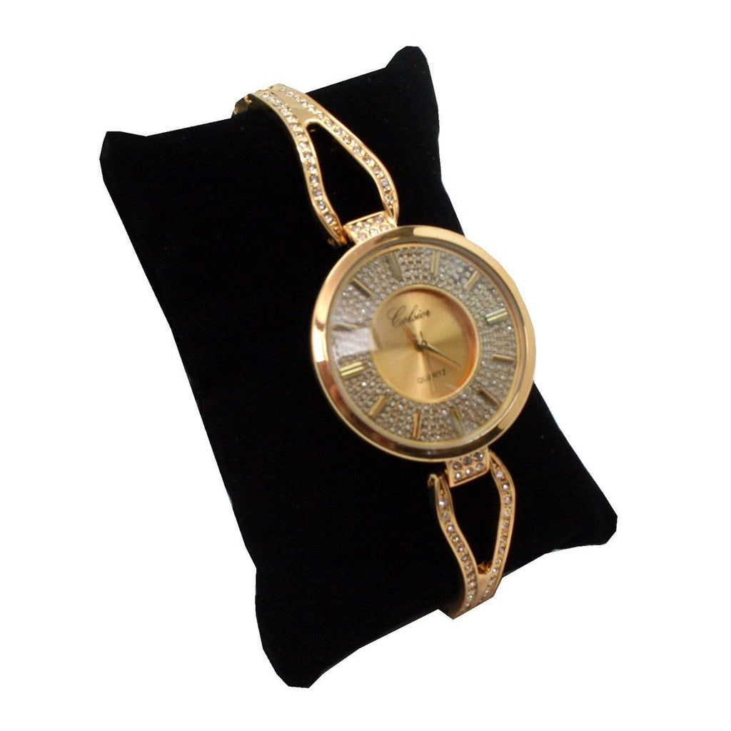 Celsior Ladie's Gold Plated Watch - Daves Deals