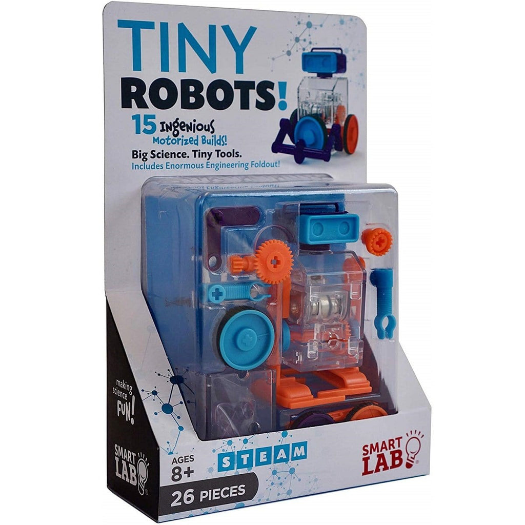 Tiny Robots! - Daves Deals