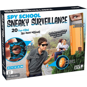 Spy School Sneaky Surveillance - Daves Deals