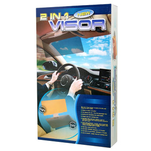 2 in 1 Visor, [Product Type] - Daves Deals