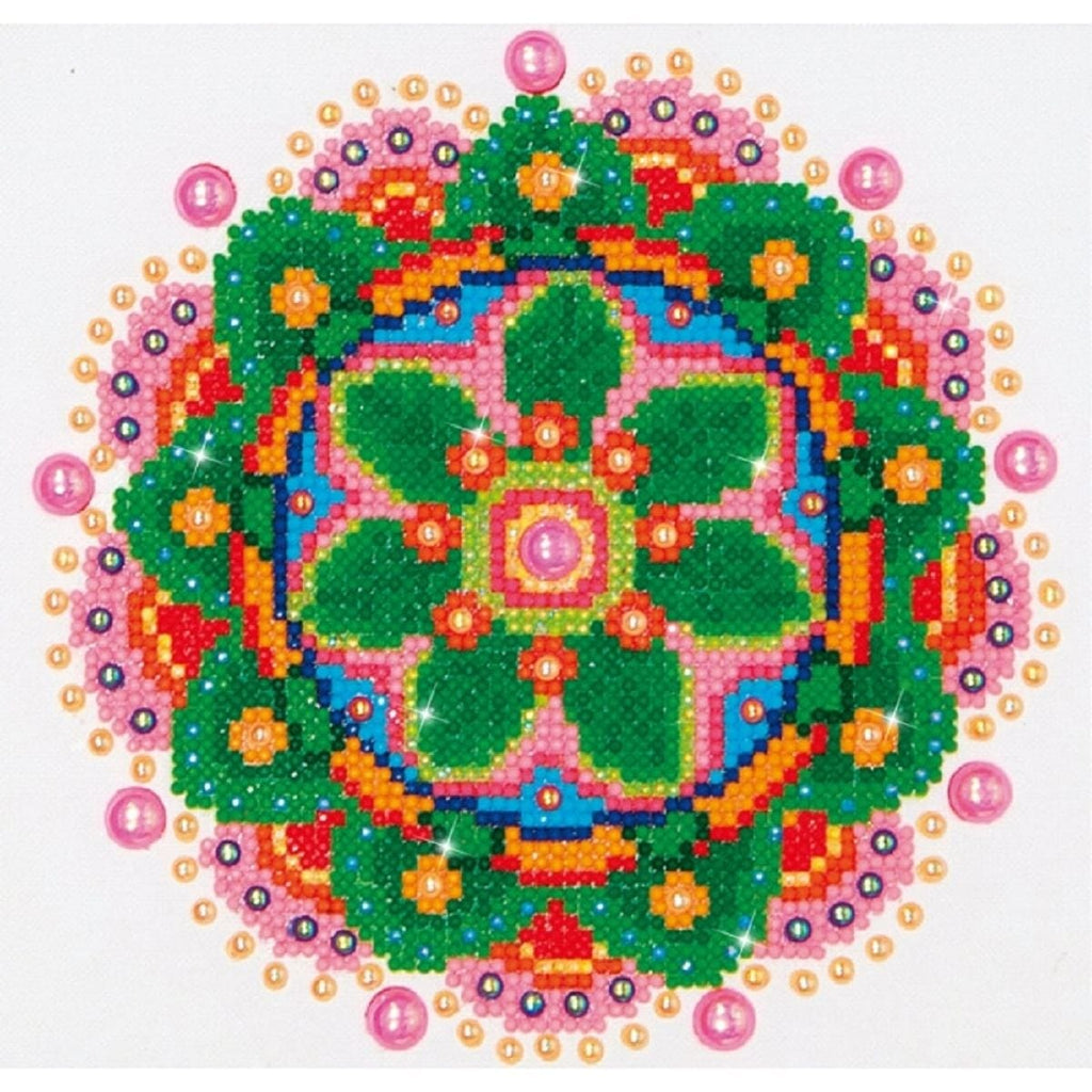Flower Mandala by DIAMOND DOTZ®