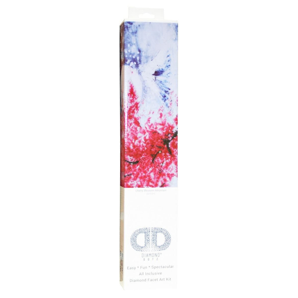 Cherry Blossom Mountain by DIAMOND DOTZ, [Product Type] - Daves Deals