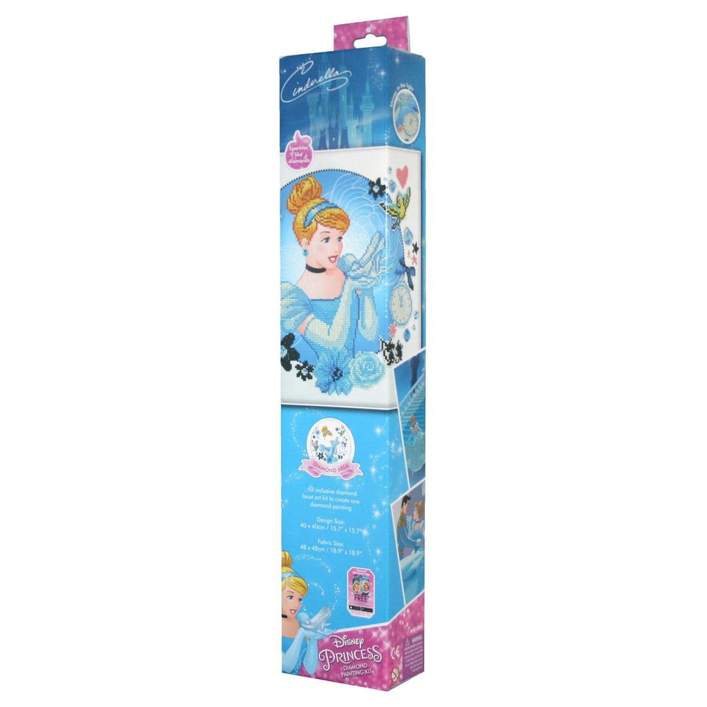Disney Cinderella by DIAMOND DOTZ, [Product Type] - Daves Deals