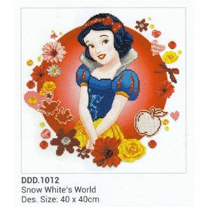 Disney Snow White by DIAMOND DOTZ, [Product Type] - Daves Deals