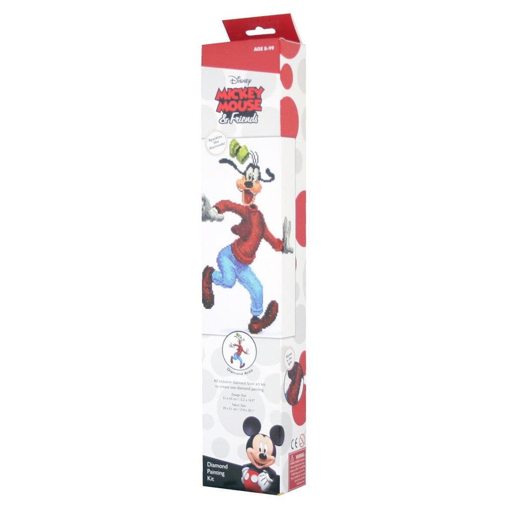Disney Goofy by DIAMOND DOTZ, [Product Type] - Daves Deals