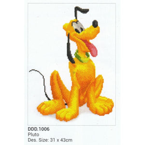 Disney Pluto by DIAMOND DOTZ, [Product Type] - Daves Deals