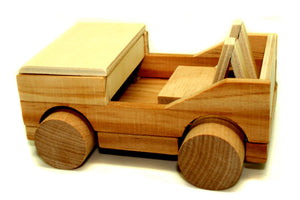 Make and Paint Your Own 4WD Vehicle - Craft Kits - Daves Deals - 3