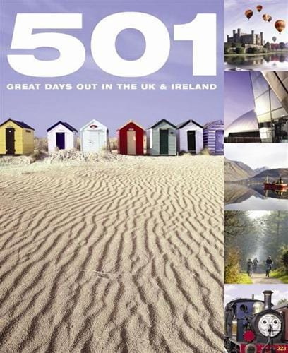 501 Days Out In The Uk, By David Brown ,Jackum Brown and Arthur Findlay, [Product Type] - Daves Deals