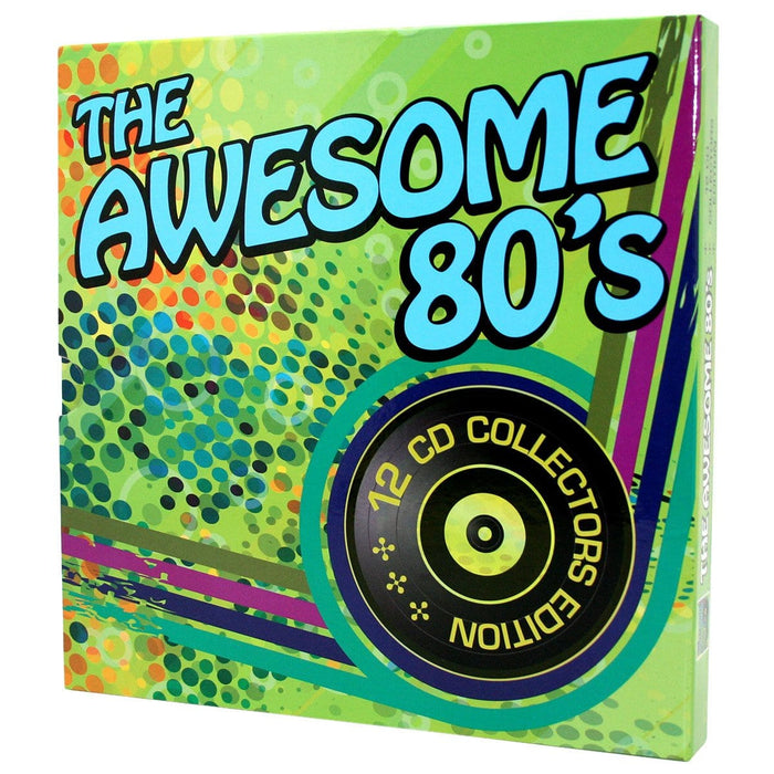 Hits Of The Decades - The Awesome 80's