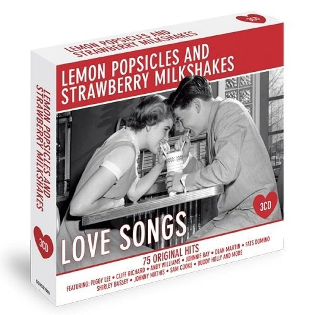 Lemon Popsicles And Strawberry Milkshakes - Love Songs, [Product Type] - Daves Deals