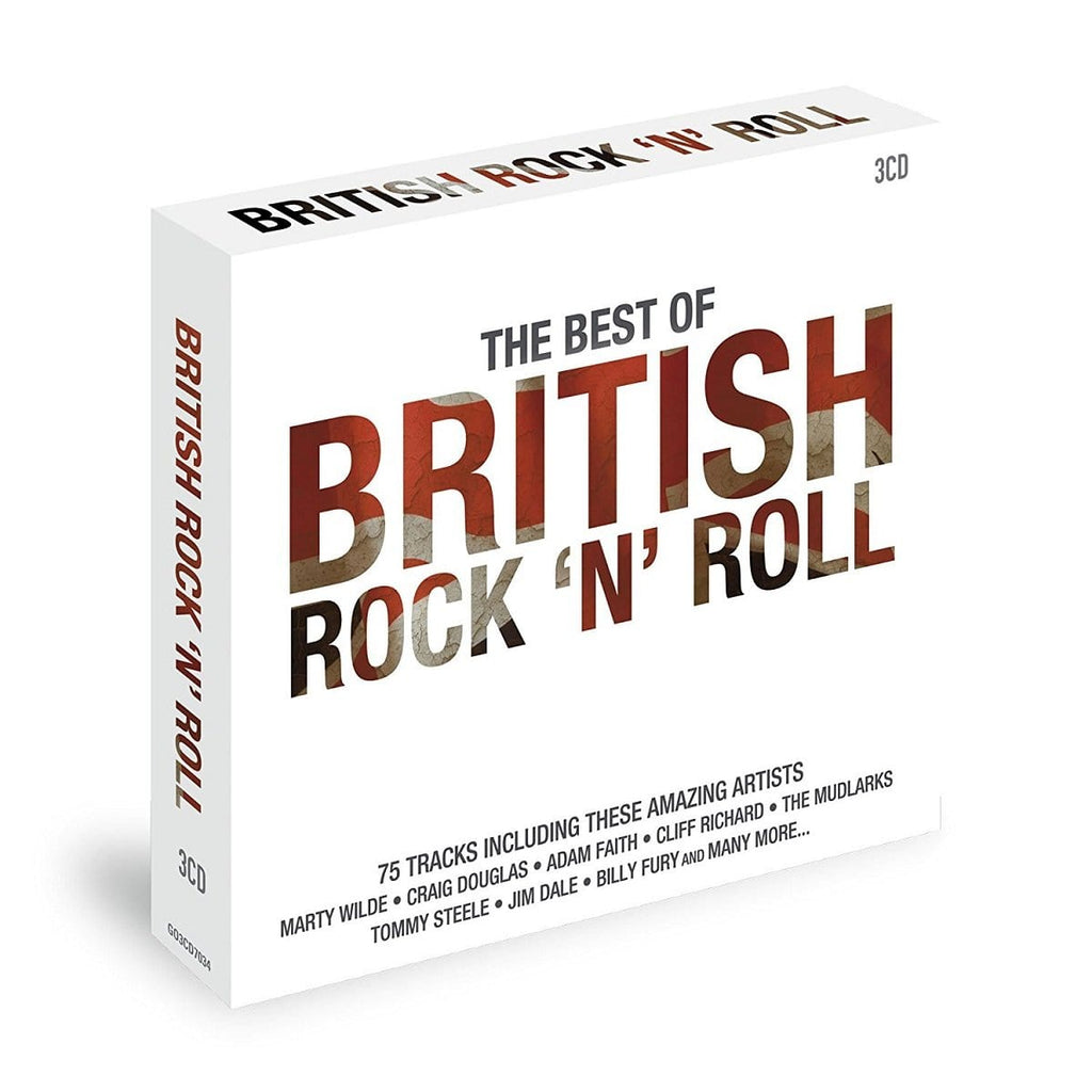 Best British Rock & Roll, [Product Type] - Daves Deals
