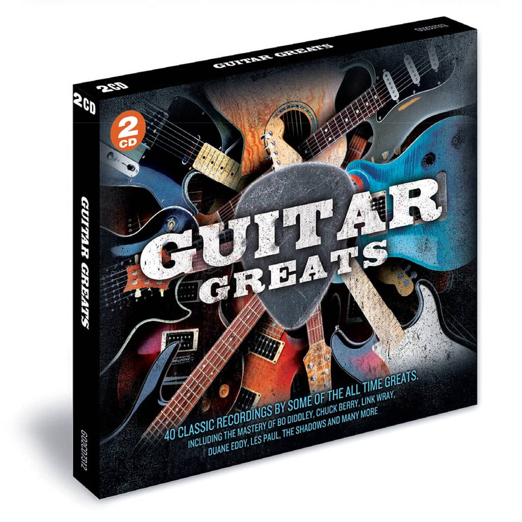 Guitar Greats 2 Cd Set, [Product Type] - Daves Deals