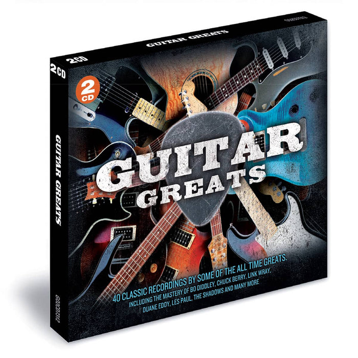 Guitar Greats 2 Cd Set