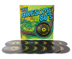 Hits Of The Decades - The Awesome 80's, [Product Type] - Daves Deals