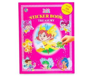 Fairies Forever Sticker Book Treasury, [Product Type] - Daves Deals