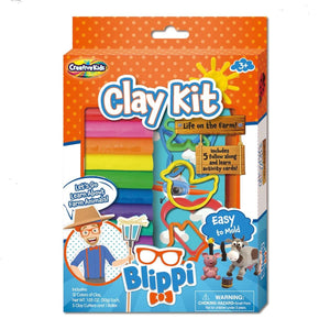 Blippi Clay Kit, [Product Type] - Daves Deals