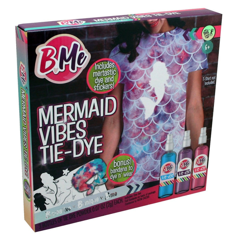 Mystical Mermaid Tie Dye Kit - Daves Deals