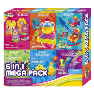 6 in 1 Mega Pack, [Product Type] - Daves Deals