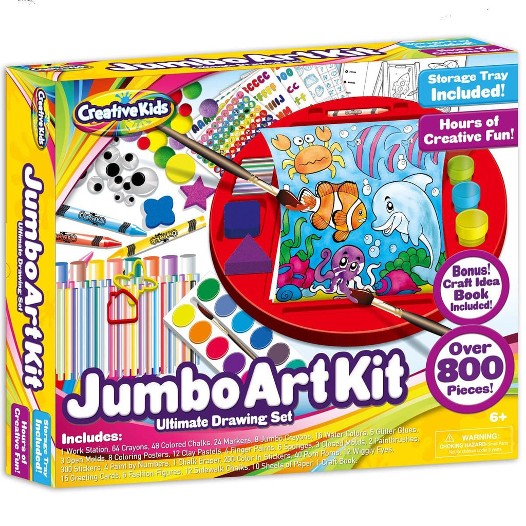 Jumbo Art Box, [Product Type] - Daves Deals