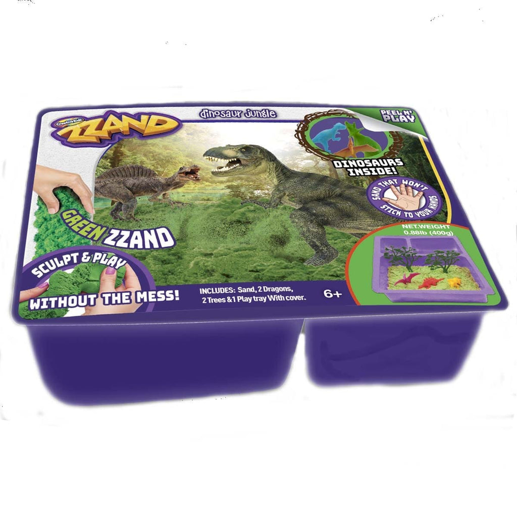 Zzand Dinosaur Jungle, [Product Type] - Daves Deals