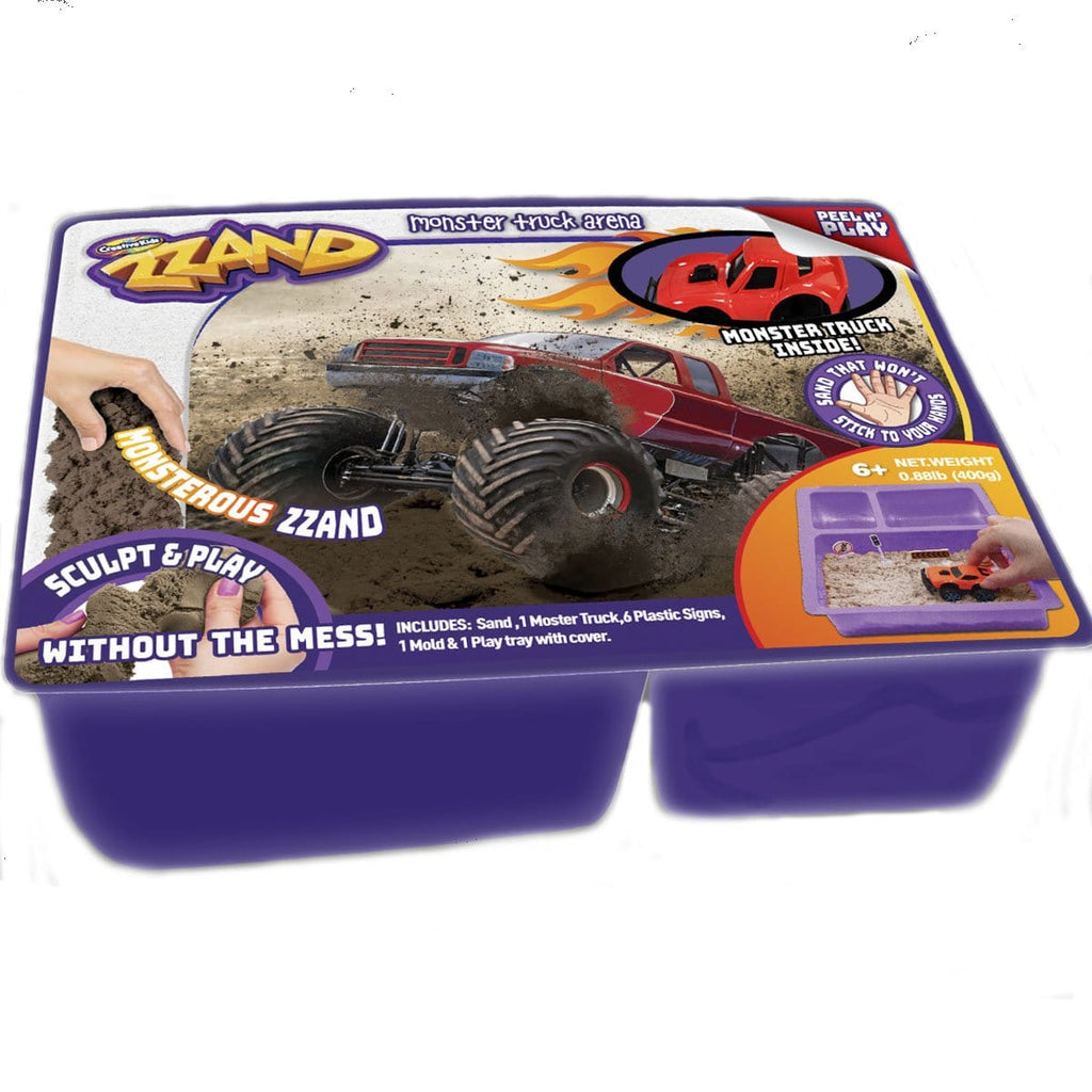 Zzand Monster Truck Arena, [Product Type] - Daves Deals