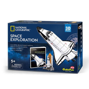 National Geographic  - Space Exploration, [Product Type] - Daves Deals