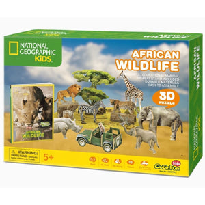 National Geographic Kids - African Wildlife, [Product Type] - Daves Deals