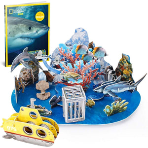 National Geographic Kids - Undersea Adventure, [Product Type] - Daves Deals