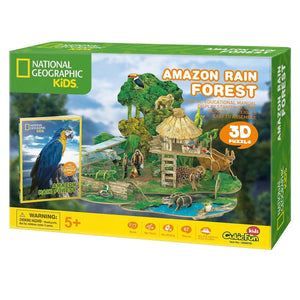 National Geographic Kids - Amazon Rain Forest, [Product Type] - Daves Deals