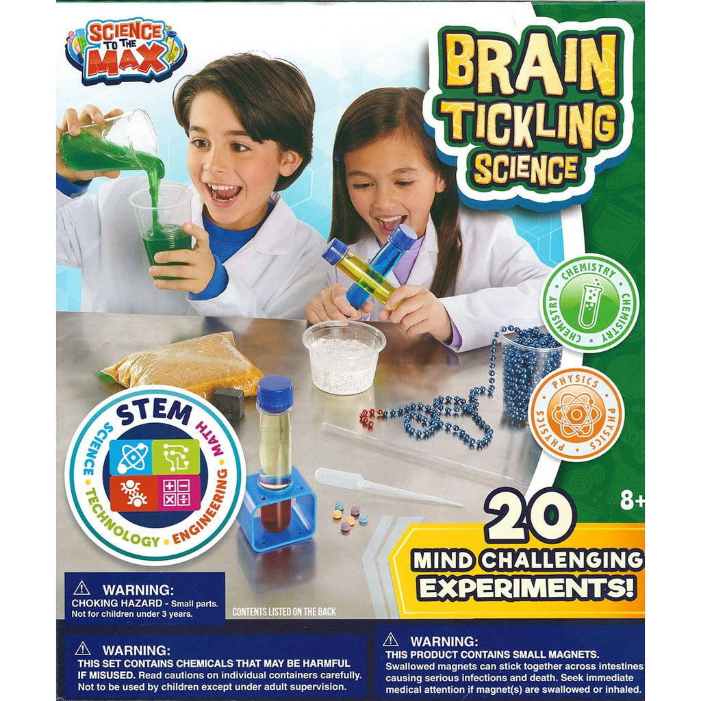 Brain Tickling Science Kit - Daves Deals