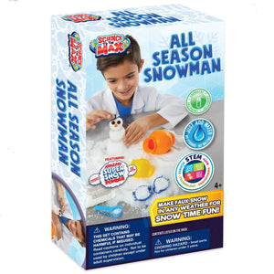 Science To The Max- All Season Snowman, [Product Type] - Daves Deals